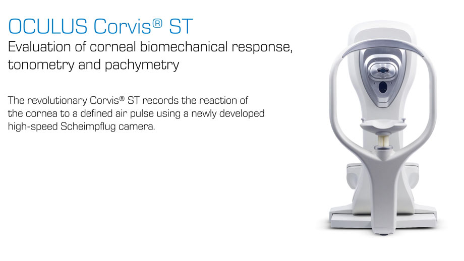 Corvis ST