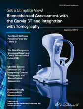 Biomechanical Assessment with the Corvis® ST and Integration with Tomography