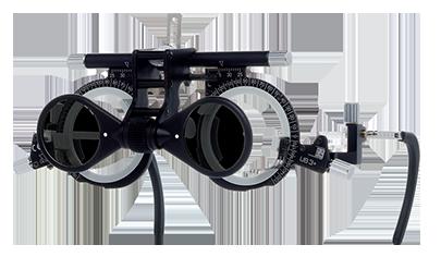Universal Trial Frame OCULUS UB 3+ with Hegener reversible polarizing filter