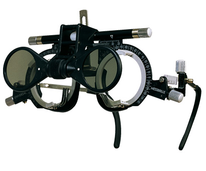 Lunette d essai UB 3 OCULUS - Réfraction manuelle - OCULUS ... 55ffb0df2166