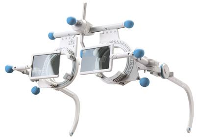 Universal Trial Frame OCULUS UB 4 with optional reversible polarizer