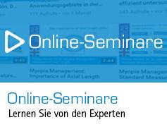 Online-Seminare. Lernen Sie von den Experten.